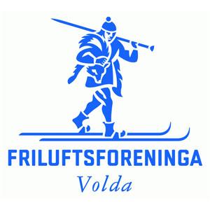 Logoen til Friluftsforeninga Volda