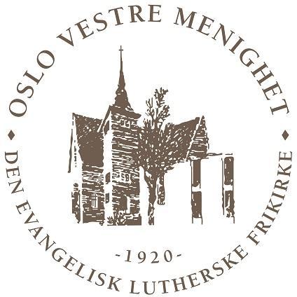 Logoen til Den Evangelisk Lutherske Frikirke Oslo Vestre Menighet