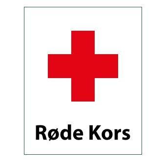 Logoen til NORGES RØDE KORS