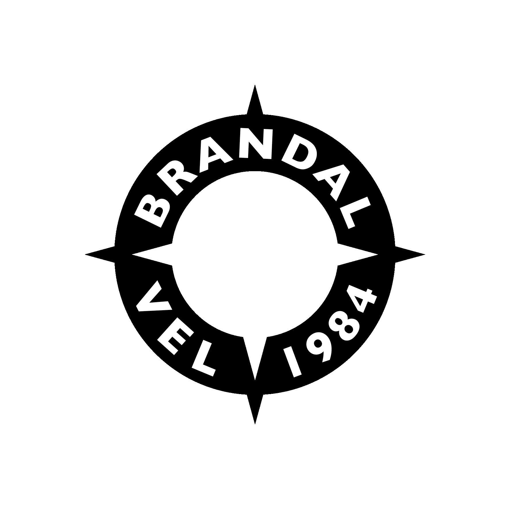 Logoen til BRANDAL VELFOREINING