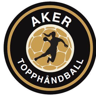 Logoen til AKER TOPPHÅNDBALL