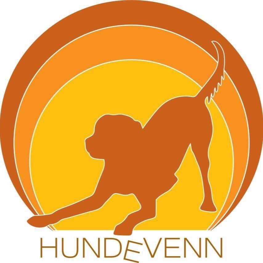 Logoen til HUNDEVENN AS