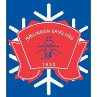 Logoen til RÆLINGEN SKIKLUBB