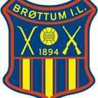 Logoen til BRØTTUM IDRETTSLAG