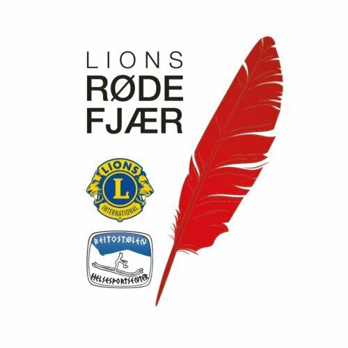 Logoen til LIONS CLUBS INTERNATIONAL DISTRIKT 104