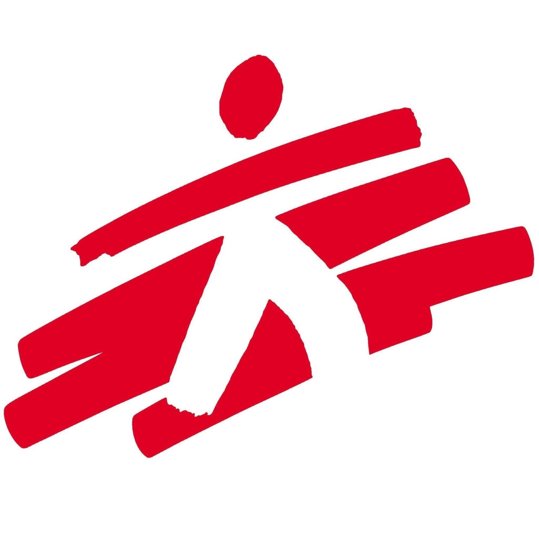 Logoen til Leger Uten Grenser