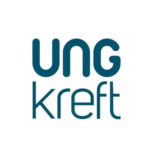 Logoen til  UNG KREFT