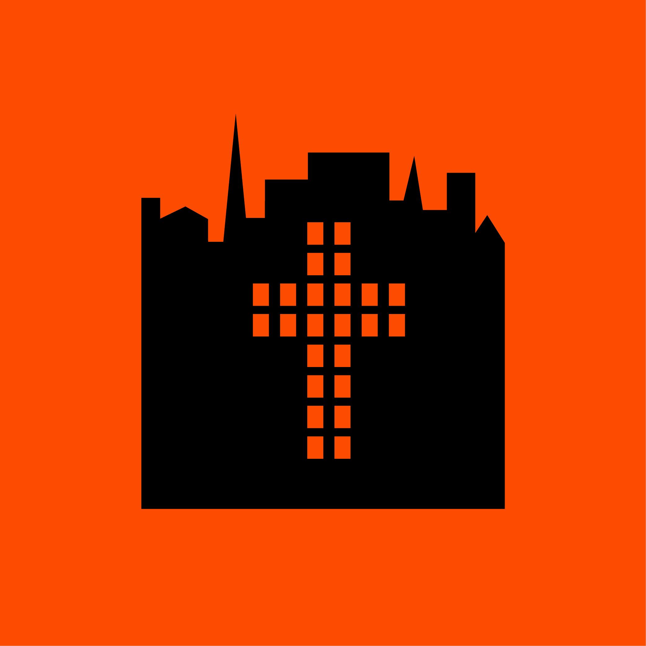 Logoen til TV-aksjonen NRK Kirkens Bymisjon 2018